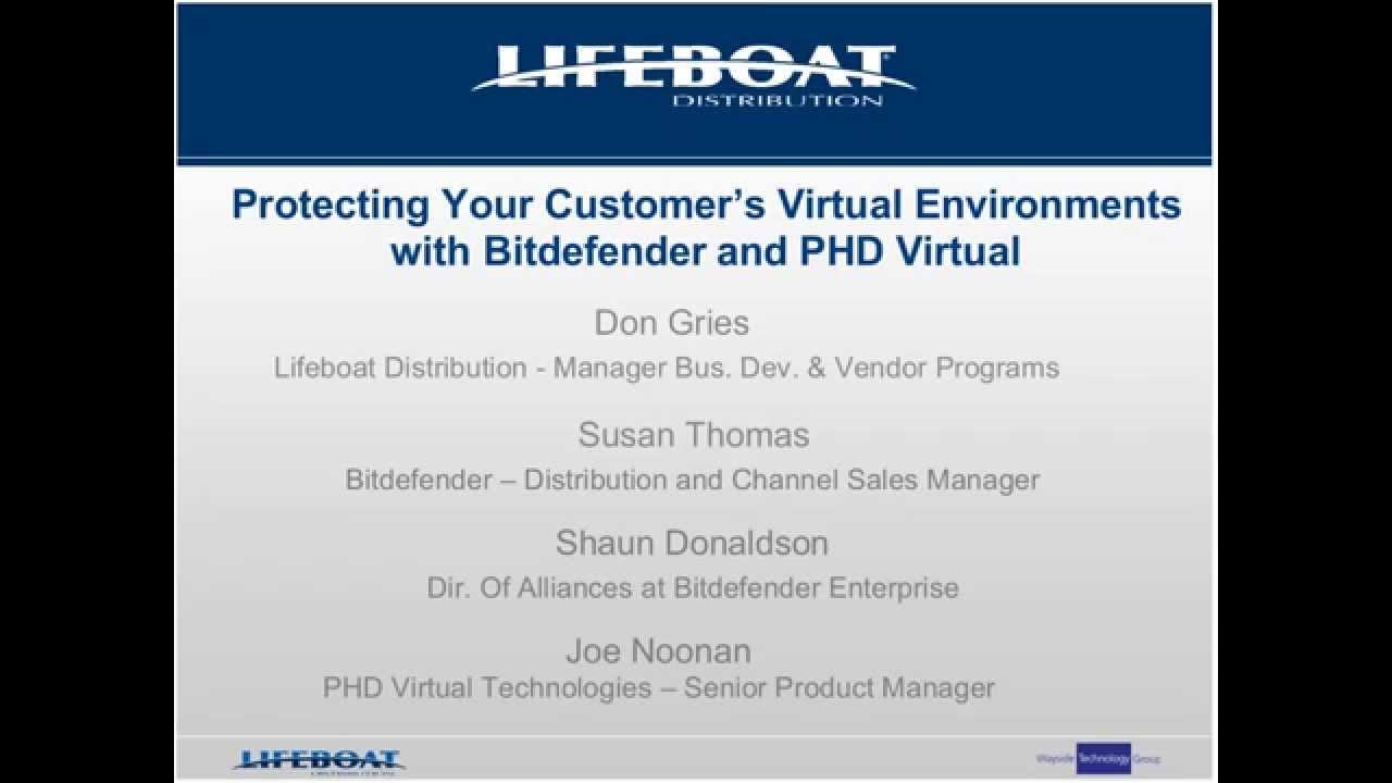 phd virtual technologies