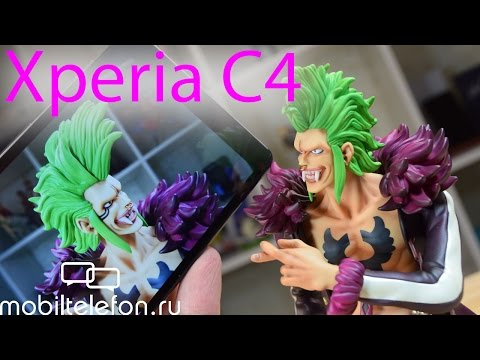 Обзор Sony Xperia C4: селфи-смартфон для фанатов Sony (review)