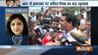 Shazia Ilmi: Nothing happens without the consent of Arvind Kejriwal