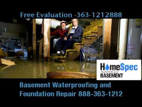 Fresh Homespec Advanced Basement