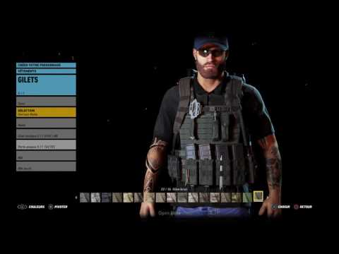Tom Clancy's Ghost Recon Wildlands : BETA FR