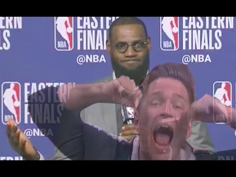 Get Cedi some damn help (LeBron James Lowlights)