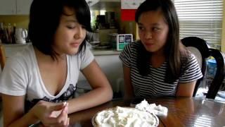 Sour Cream Raisin Pie Taste Test!!!!!