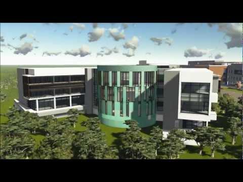 Azerbaijan Diplomatic Academy - Dede Gorgud Park Campus