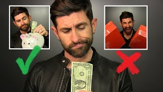 Will YOU Be Rich? | 5 BIGGEST Money MISTAKES Young Men Make & How To Avoid Them!