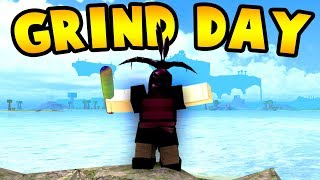 New Void Update! Booga Booga | Grind and Shine! Roblox