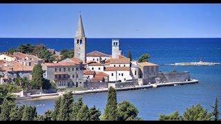 Хорватия, прогулка по Пореч, Истрия, июнь 2015, под водой(Пореч (Porec), самый крупный туристический центр Истрии и Хорватии, расположен в 60 км от аэропорта на западном..., 2015-10-24T15:07:14.000Z)