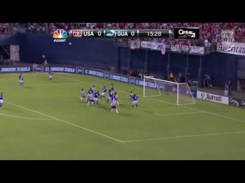MNT vs. Guatemala: Highlights - July 5, 2013