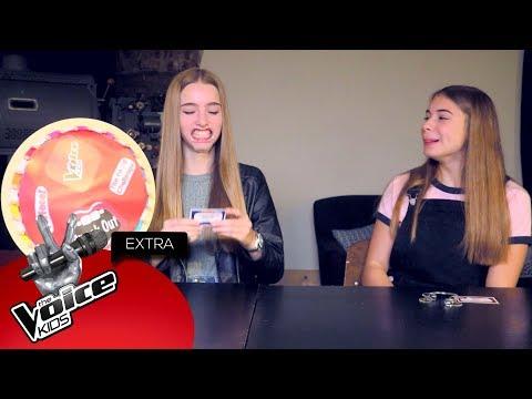 Jade en Stien dagen elkaar uit    The Voice Kids Extra