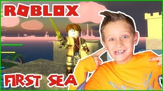 Adventures in First Sea / Roblox Arcane Adventures