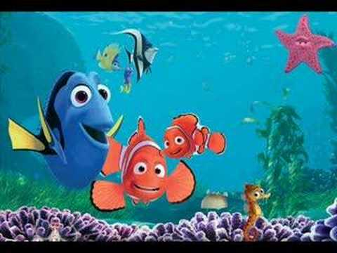 Nemo ist ein salzwasser Fisch