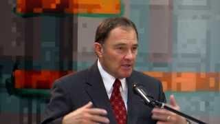 Governor Gary R. Herbert: Budget Announcement