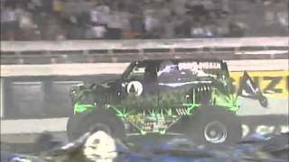 Monster Jam World Finals 2 - Grave Digger Freestyle