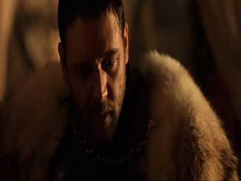 Gladiator ( Maximus And Ceasar Scene )