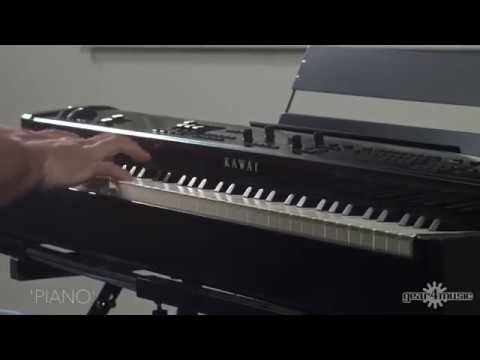 Kawai MP7SE Stage Piano | Demonstration
