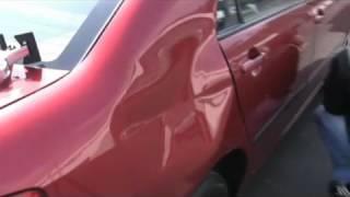 réparation tole voiture