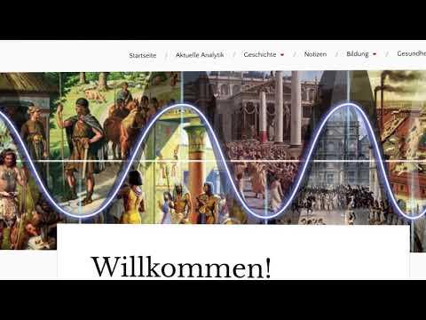 Start der deutschen Webseite   Fonds Konzeptueller Technologien