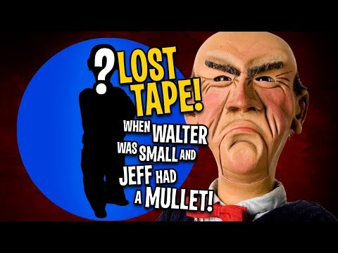 LOST TAPES! When Walter Was Small and Jeff Had a Mullet  JEFF DUNHAM