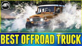 Forza Horizon 3 : HOW TO BUILD AN OFFROAD TRUCK!!! (1500 Horsepower Toyota FJ)