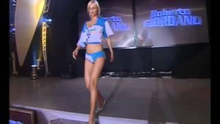 Ingrid Grudke - Desfile - Videomatch
