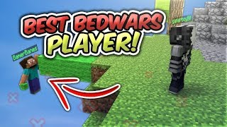 Attempting to find the best bedwars player (v1)