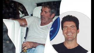 Simon Cowell s new look is compared to a Madame Tussauds  waxwork by cruel trolls