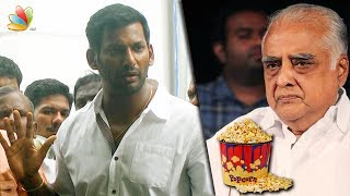 If popcorn costs more than tickets, ask Abirami Ramanathan : Vishal Speech | GST, State Tax