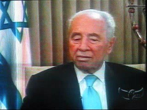 Pastor Benny Hinn: Israeli President Shimon P. Interview 2/2