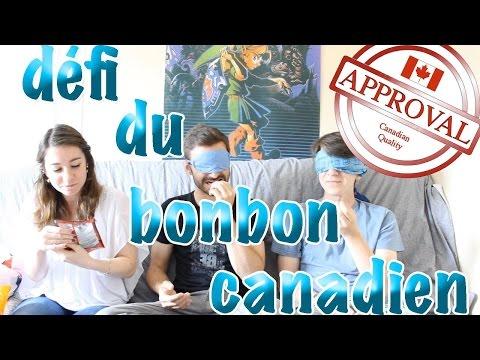 [Le Défi du Bibi] Les Bonbons du Québec (Ft. Synea & Aceing)