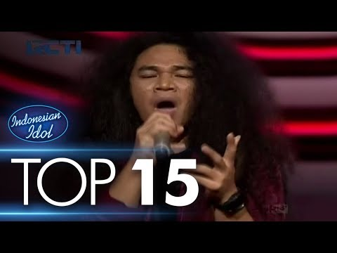 CHANDRA - NAKAL (Gigi) - TOP 15 - Indonesian Idol 2018