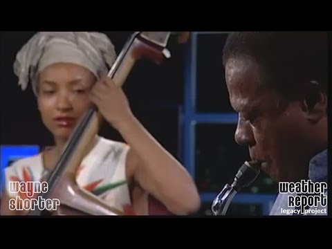 Wayne Shorter Plays Footprints with Esperanza Spalding - Live 2013