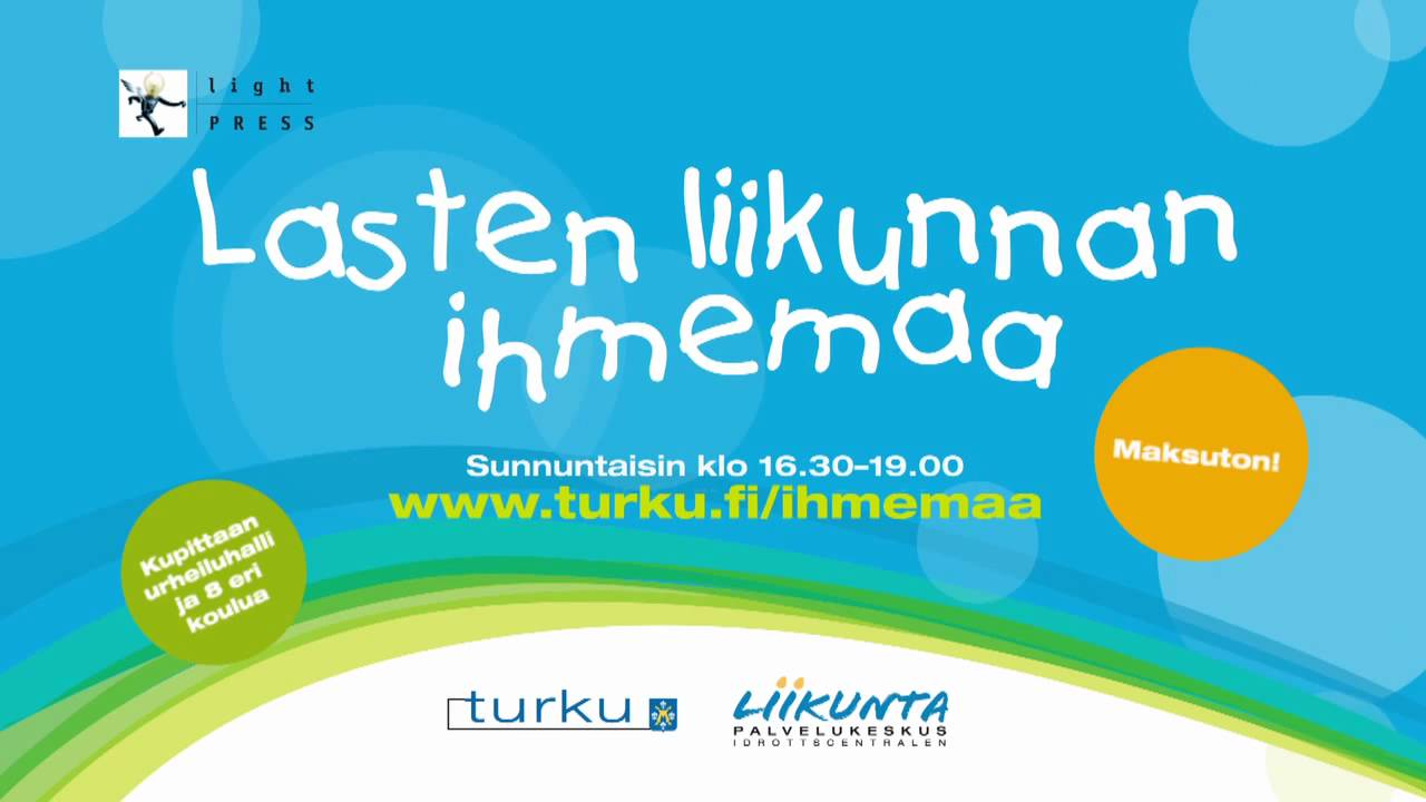 Liikunnan Ihmemaa Turku