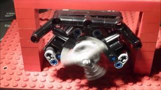 boite de vitesse lego