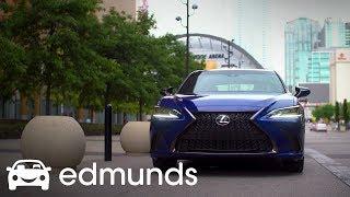 2019 Lexus ES 350 F Sport First Drive | Review | Edmunds