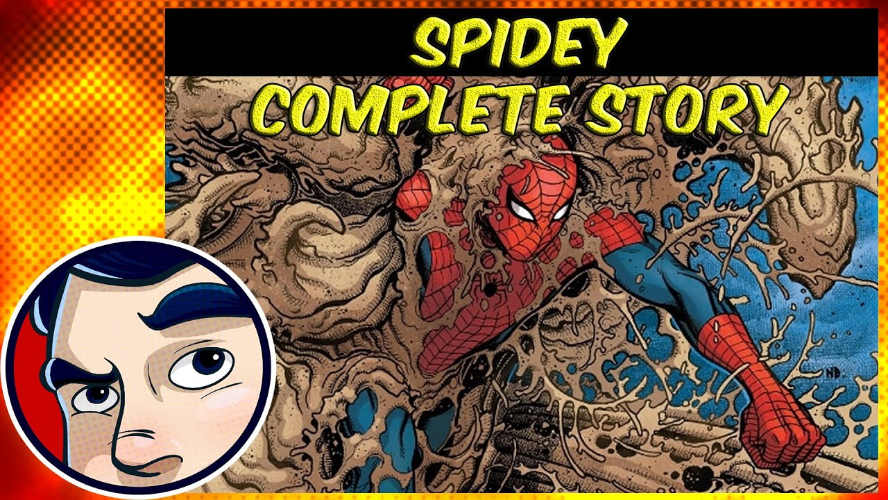 Image result for spiderman origin new series
