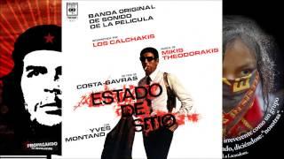 Los Calchakis Estado De Sitio Banda Sonora 1972 Disco completo