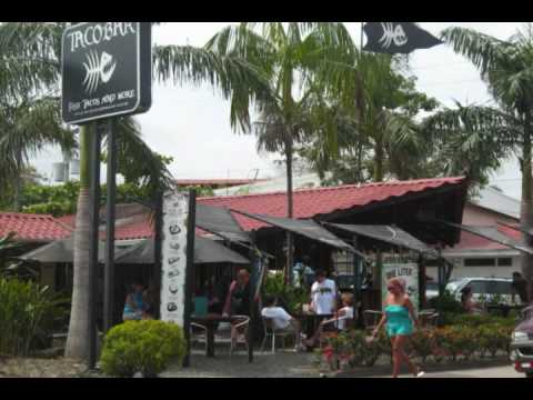 Ciudadvida Com Presents Taco Bar Restaurant In Jaco Beach Costa