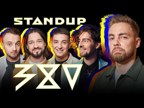 Stand up 380: Антон Тимошенко, Денис Дума, Антон Мыгаль, Паша Евчук, Вова Дантес #5