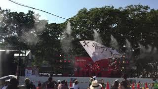 千紫万紅「紅の妖怪」2019.8.4ダンス八木節