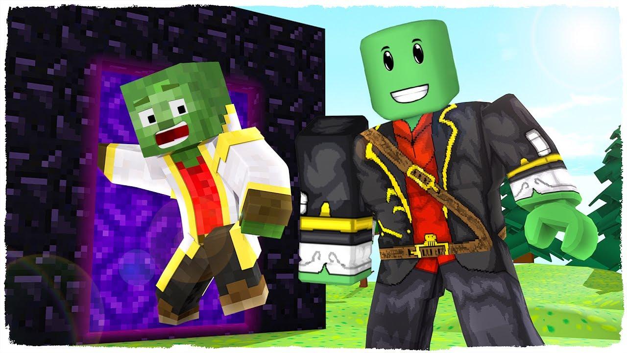 Roblox Minecraft En Roblox Youtube