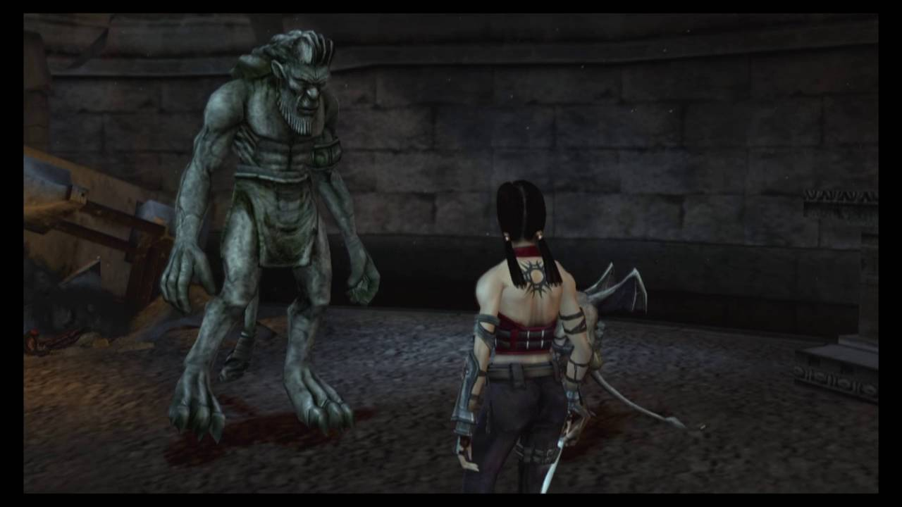 Ps2 Primal Ps4 Hd Remastered Gameplay Part 13 Belahzur Boss Fight In Coliseum Youtube
