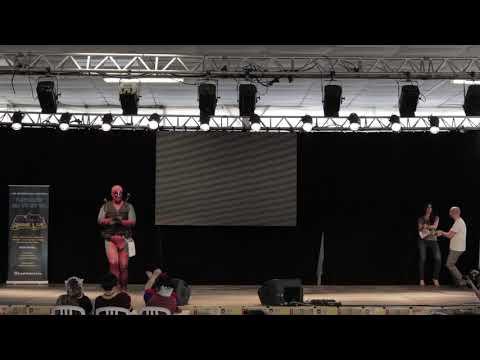 [Mizu no shumi] Japan Matsuri 2018 - Cosplay contest  11/23 (Deadpool)