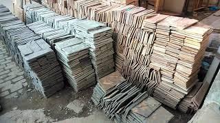Chakwal Stone Sawat Stone Gadab Stone Face Pahtar Tiles