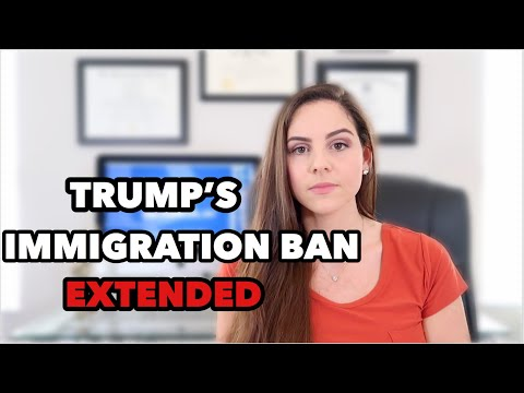 6 THINGS TO KNOW ABOUT TRUMP'S LATEST IMMIGRATION BAN | H-1B, H-2B, J-1, L-1 & Green Card Suspension