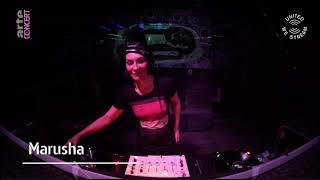 Marusha - Techno Set @ United We Stream (ARTE 15.04.2020 Mensch Meier Berlin)