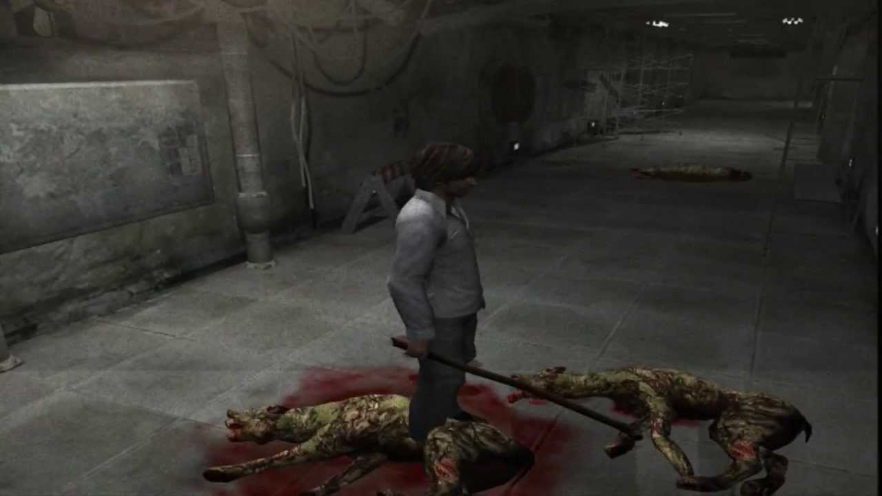 silent hill 4 the room xbox 360