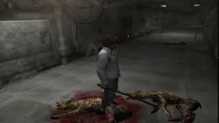 Silent Hill 4 (PS2) : Walkthrough - Subway World (Part 1)