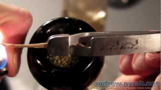 The NEW Wickit Wand (Beeline Hempwick) - Amsterdam Weed Review Product Review