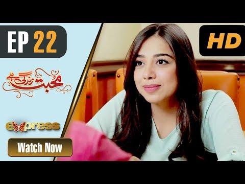 Mohabbat Zindagi Hai - Episode 22 - Express Entertainment Dramas