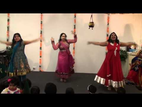 Vo Kisna hai dance performance by mums